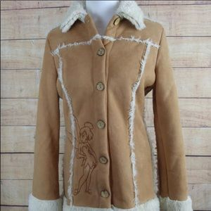 Disney Tinkerbell Adult Medium Coat